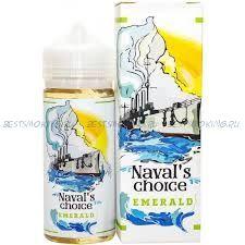 Е-жидкость Naval's Choice,Emerald, 120 мл.