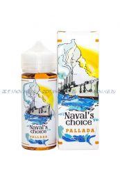 Е-жидкость Naval's Choice,Pallada, 120 мл.