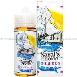 Е- жидкость Naval's Choice, Pearls, 120 мл