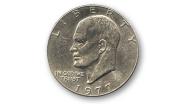 Монета Eisenhower Dollar (оригинал)