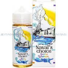 Е- жидкость Naval's Choice, Rainbow Warrior, 120 мл