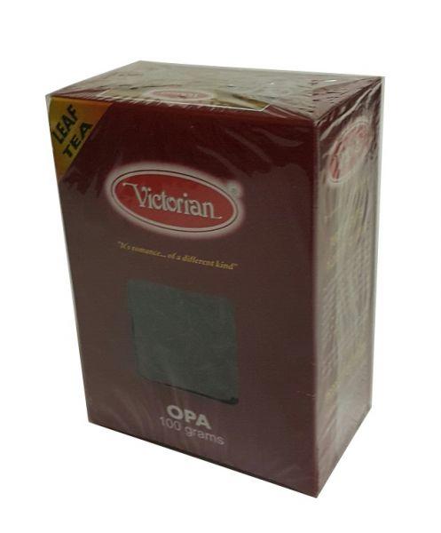 Чай крупнолистовой черный VICTORIAN 100 гр