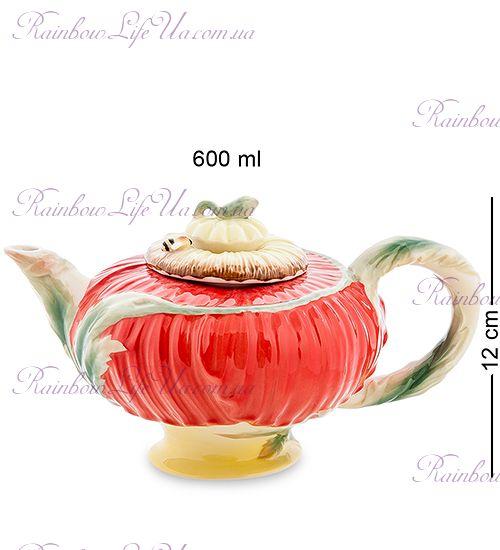 """Чайник заварочный Маки """"Pavone"""""""