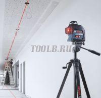 Bosch GLL 3-80 + кейс - Лазерный нивелир - купить в интернет-магазине www.toolb.ru цена