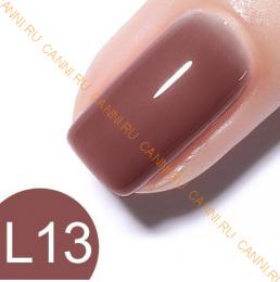 """Гель лак Venalisa """"Jelly gel - камуфляж"""" L13"""