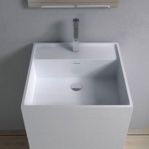 Раковина напольная NS Bath NSF-48480