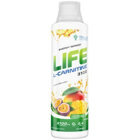 Life L-Carnitine 3100 от Life Protein 500ml 20 порций