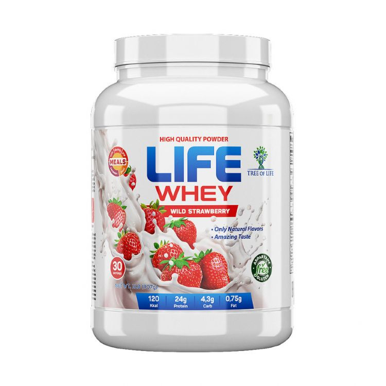 Life Whey от Tree of Life 2lb 908 гр 30 порций