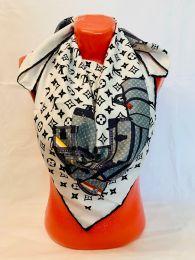 Шелковый платок Louis Vuitton, арт.071