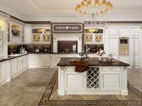 Кухня Тиффани Италия с порталом