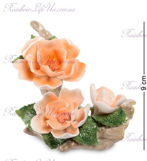 "Композиция Чайная роза CMS-33/54 ""Pavone"""