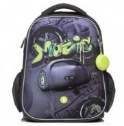 Рюкзак школьный Hatber Ergonomic Classic Boombox