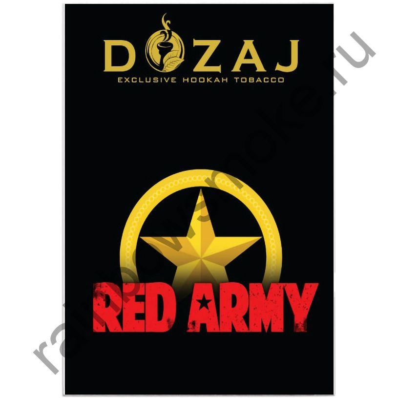 Dozaj 50 гр - Red Army (Красная Армия)