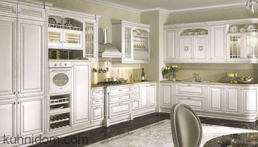 Кухня Фламиния Угловая