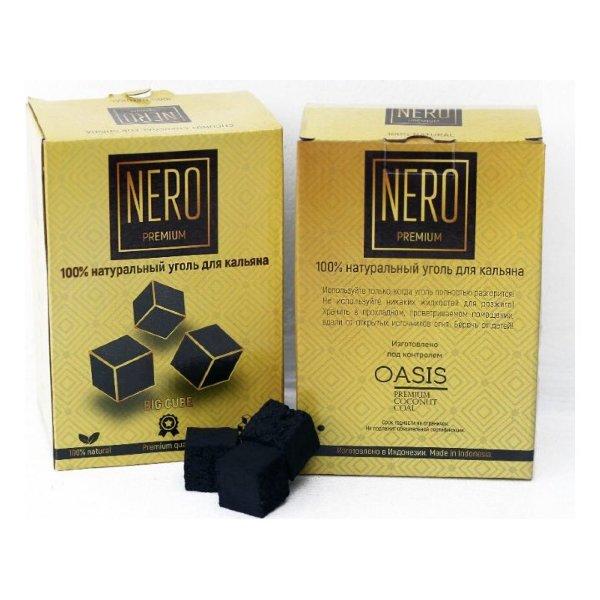 Уголь Nero (25 мм, 72 кубика)