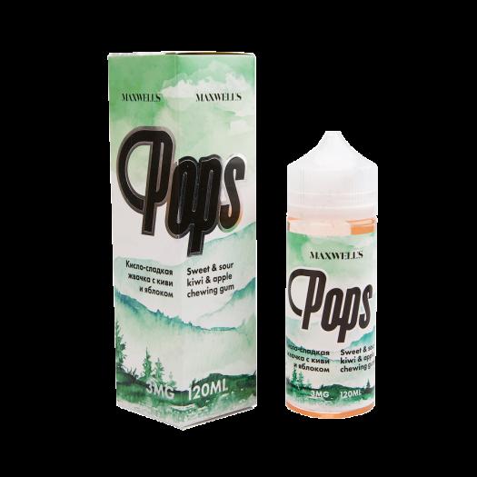 Smoke Kitchen MAXWELLS - Pops