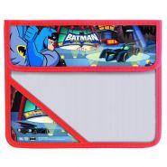 """Папка для тетрадей ACTION! """"Бэтмен: отважный и смелый"""", на липучке, ф.А5, BA-FA5"""
