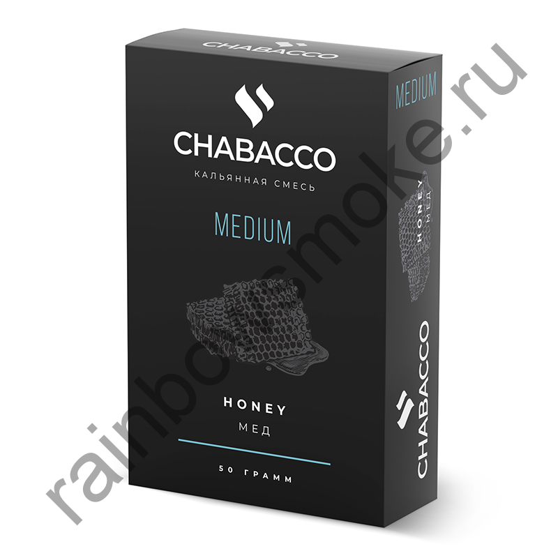 Chabacco Medium 50 гр - Honey (Мед)