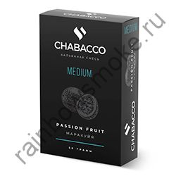 Chabacco Medium 50 гр - Passion Fruit (Маракуйя)