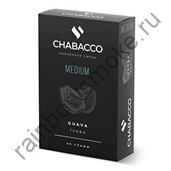 Chabacco Medium 50 гр - Guava (Гуава)