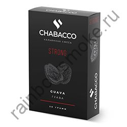 Chabacco Strong 50 гр - Guava (Гуава)