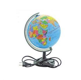 Глобус политический с подсветкой Rotondo 20см новая карта RG20/POL/L