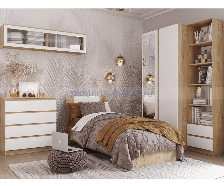 Марли 1 спальный гарнитур