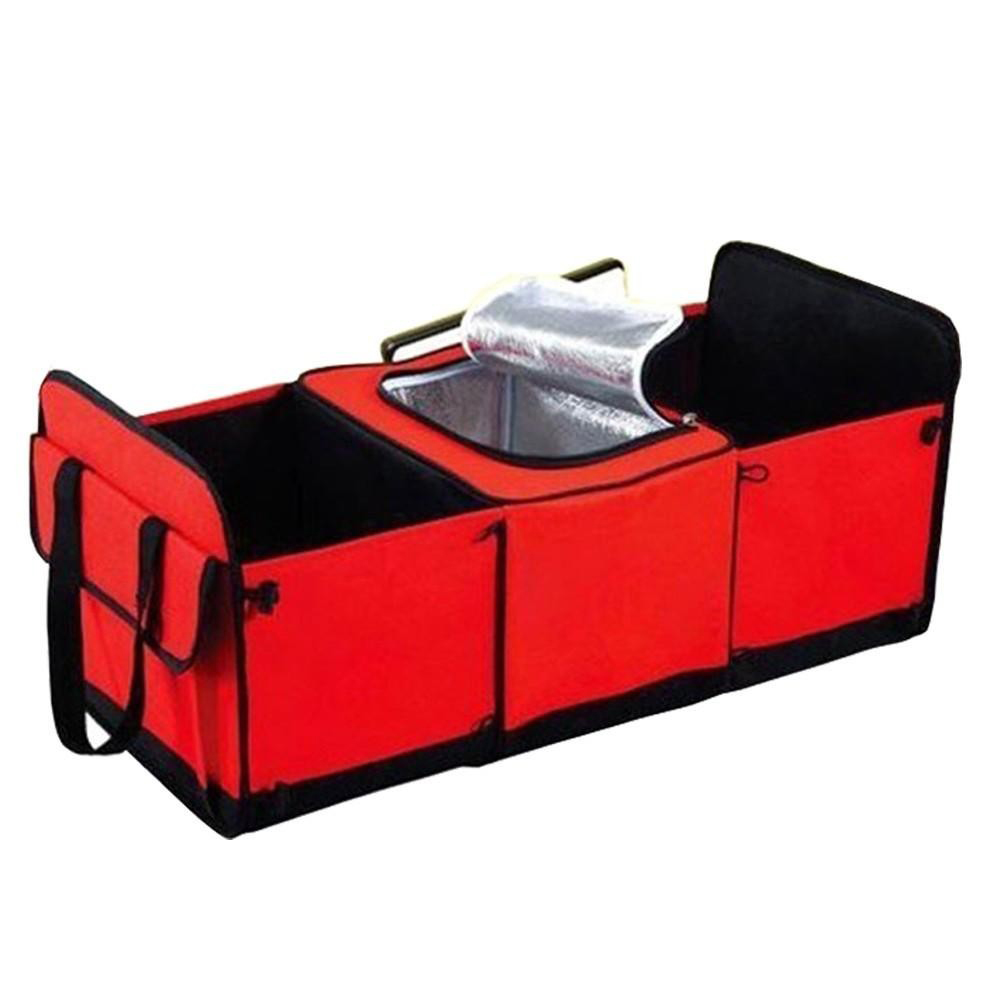 Органайзер - холодильник в багажник автомобиля