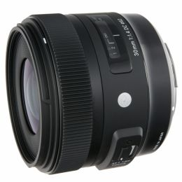 Объектив Sigma AF 30mm f/1.4 DC HSM Art Nikon F