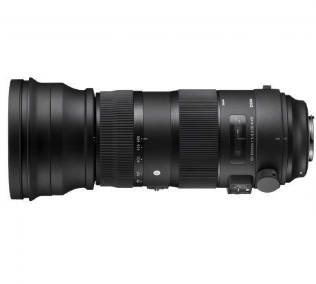 Объектив Sigma AF 150-600mm f/5.0-6.3 DG OS HSM Sports Canon EF