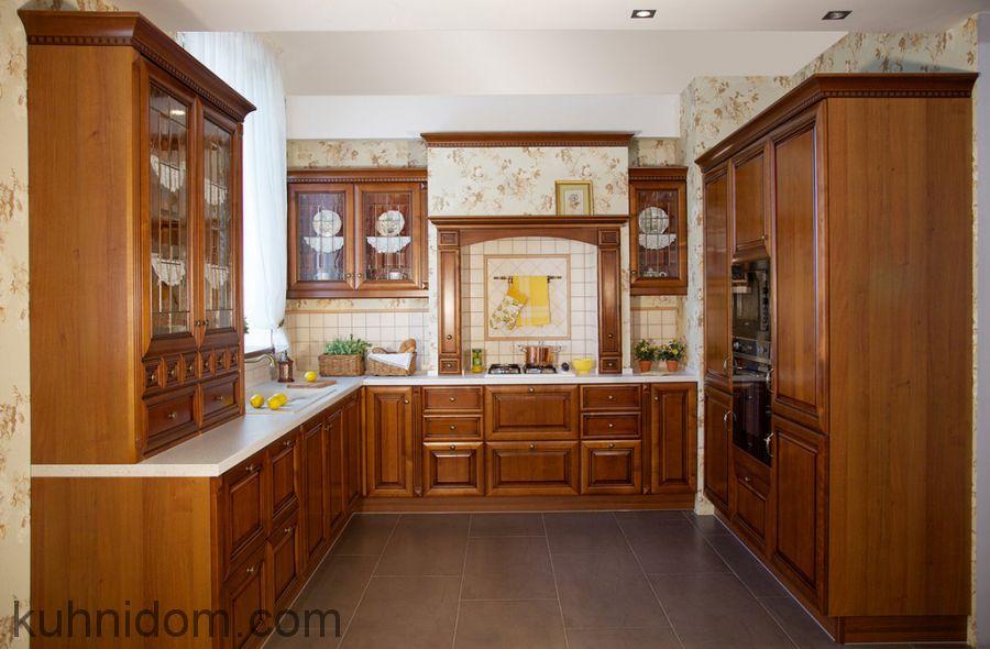 Кухня Соня с порталом