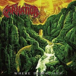 CARNATION - Where Death Lies [CD][LP][MC]