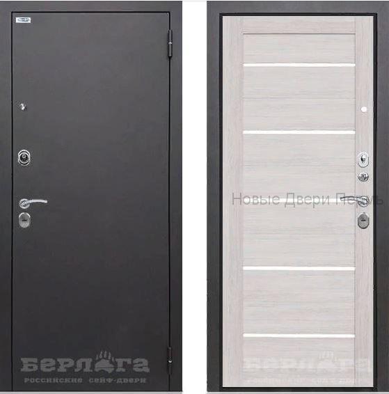 Сейф-дверь Тринити 3К Александра Лиственница белая