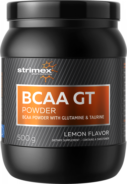 BCAA GT Powder от Strimex 500 гр