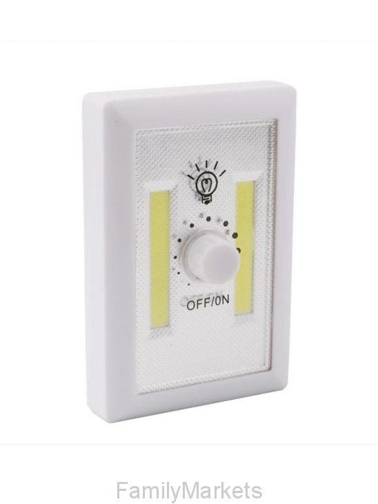 Настенный регулируемый LED светильник