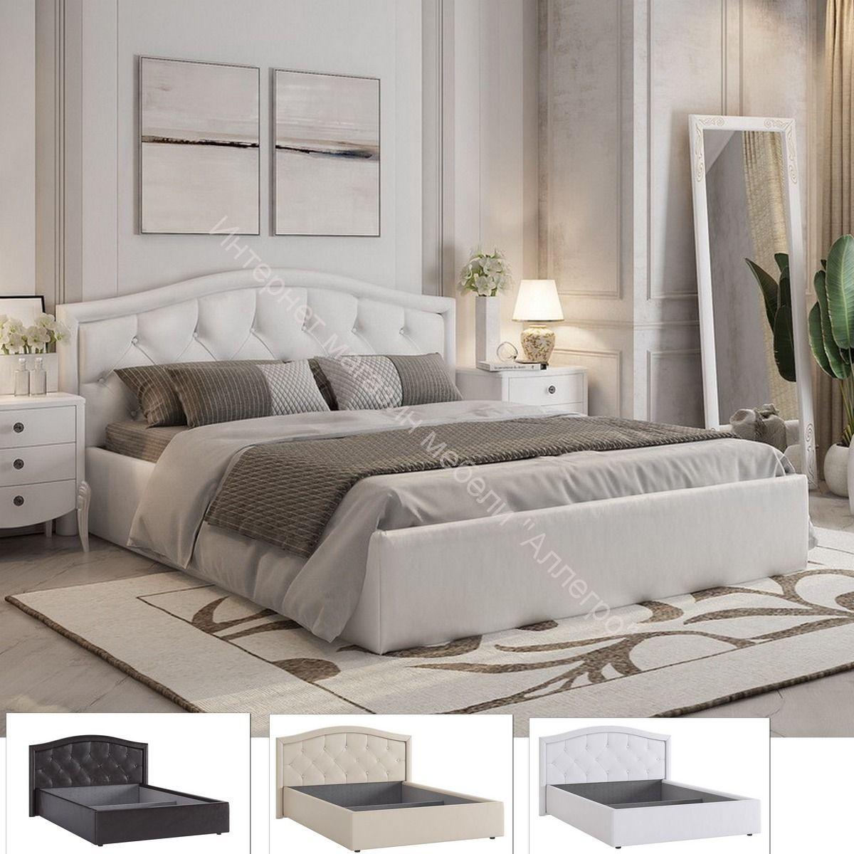 """Кровать """"Верона"""" 1.6"""