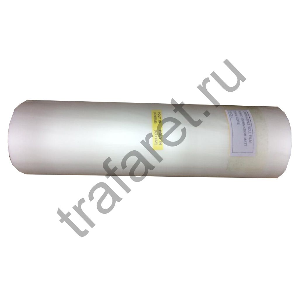Плёнка рулонная, глянец 635 мм x 32 мкм x 150 м