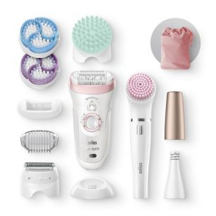 Эпилятор Braun SES 9-985 Silk-epil 9 Beauty Set