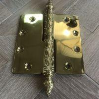 Дверная петля Salice Paolo Galatea 311/A. латунь полированная