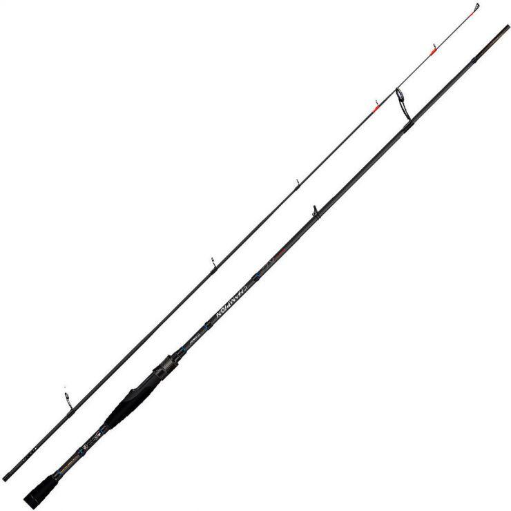 Спиннинг  штекерный SWD CHAMPION 2,10м карбон IM8 10-40г