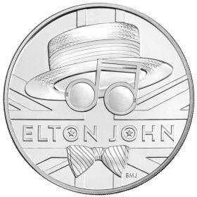 Элтон Джон 5 фунтов Великобритания 2020 на заказ