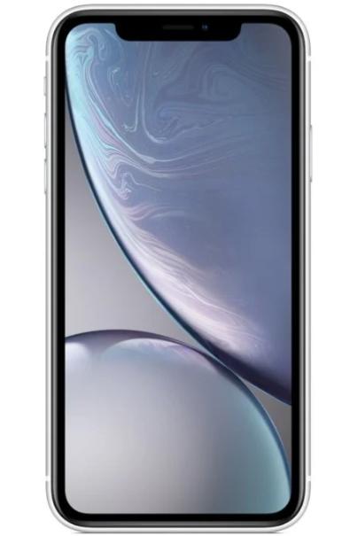 Смартфон APPLE IPHONE XR 64GB WHITE ( MRY52RU/A )