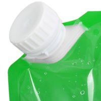 Складная канистра для воды (цвет зеленый)_3