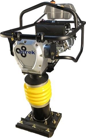 Вибротрамбовка Zitrek CNCJ 80 K-2 (Honda GX160,5,5 hp 77 кг.) 091-0080
