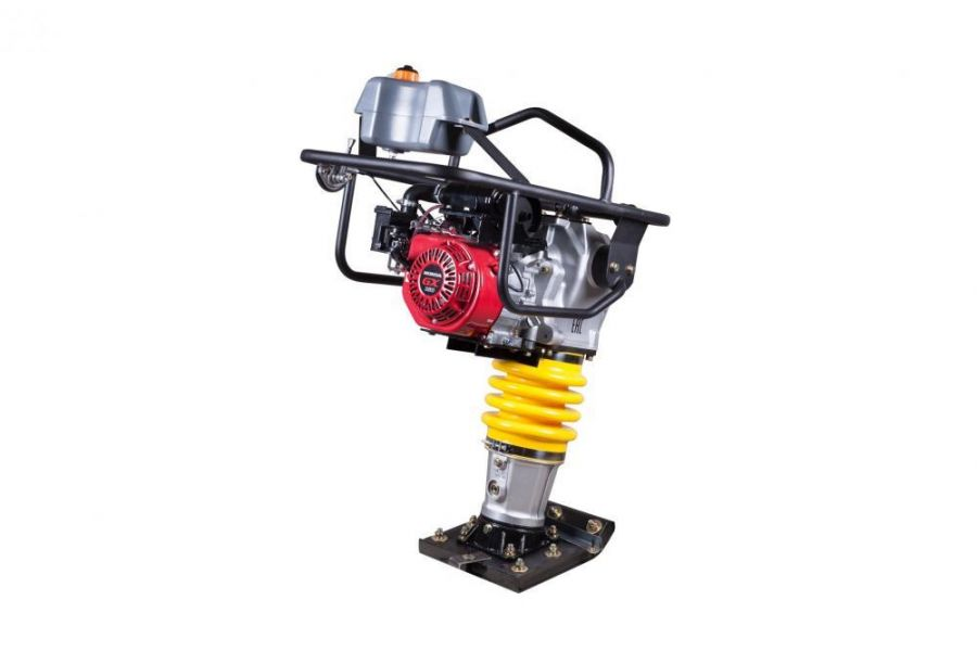 Вибротрамбовка Zitrek CNCJ 72 FW-2 (Honda GX160,5,5 hp 79 кг.) 091-0031