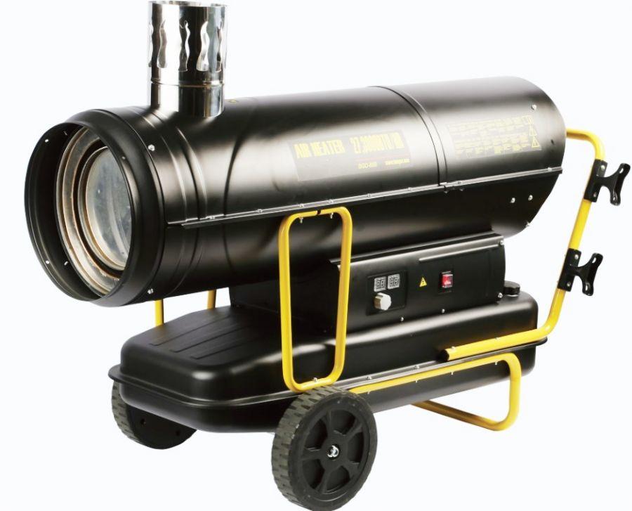 Нагреватель воздуха дизельный Zitrek BFG-70B (70кВт, непрямой нагрев, термостат) 070-2820