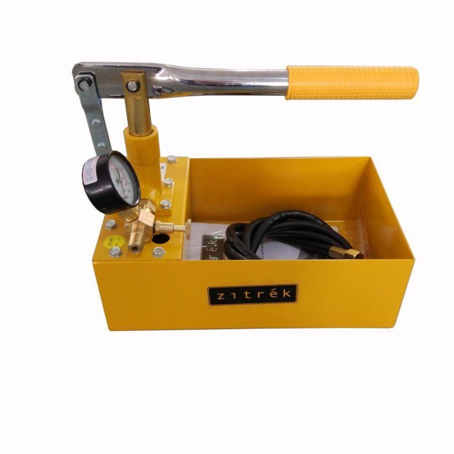 Ручной опрессовщик Zitrek SY-25 (5 л., 0-30 атм., 3кг) 068-1313