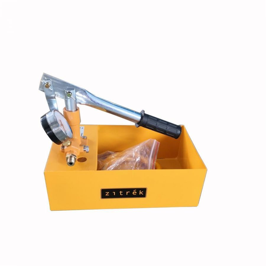 Ручной опрессовщик Zitrek TH-25 (5 л., 0-30 атм., 3кг) 068-1313-1