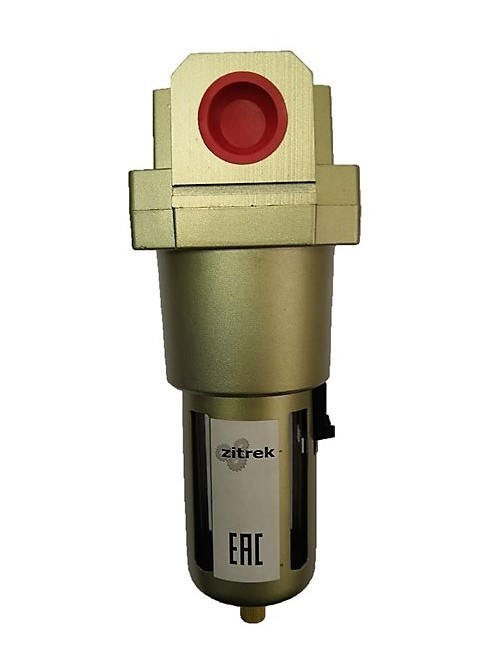 """Фильтр влагомаслоотделитель Zitrek SAF5000 10D (1"""") 015-1347"""