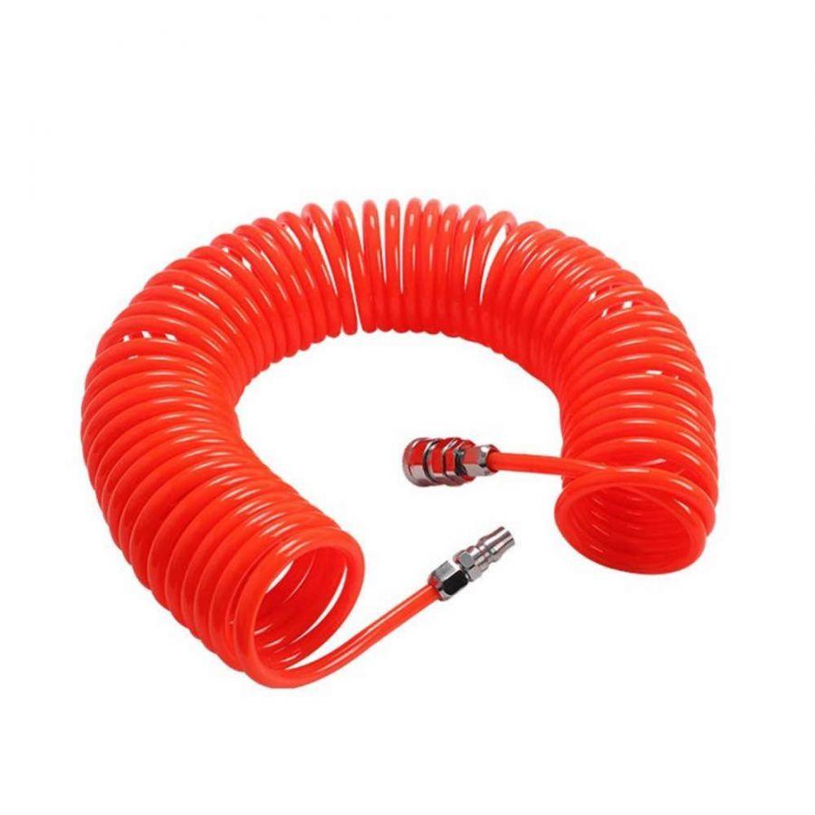 Шланг спиральный Zitrek 5*8* 10м. РЕ 018-0917